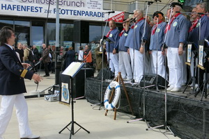 Shanty-Chor Berlin - April 2015 - Hafenfest Potsdam